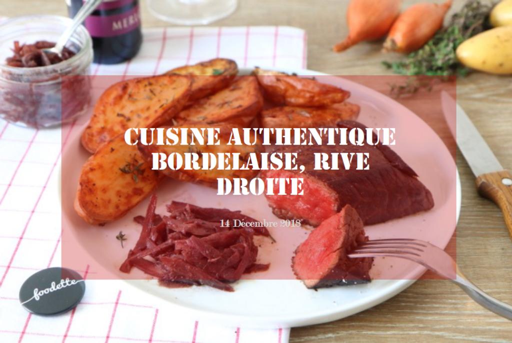 Cuisine authentique bordelaise rive droite bordeaux brasserie simeon - Cuisine bordelaise ...
